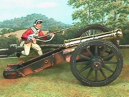March Through Times - Historic American Cannons